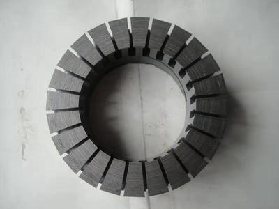 axial flux stator lamination