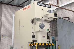 200 Ton Punching Machine