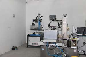 EMD Wire Cutting Machine