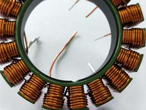 Motor Stator Coil Winding Services